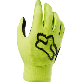 Fox Flexair Bike Gloves Men yellow/black